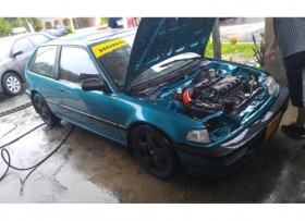 Honda civic del 1991 std v-teh