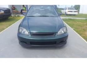 Honda civic dx 1999