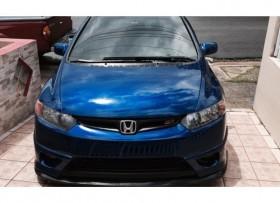 Honda civic si 2006 excelentes condiciones