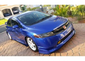 Honda civic si 2008 12800