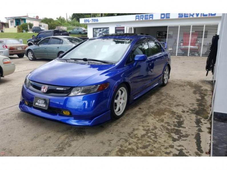 Honda civic si 2008 pocos como este
