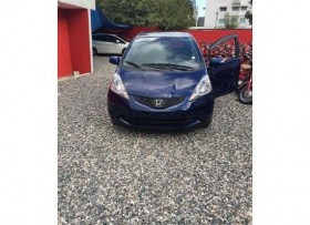 Honda fit 2011 azul