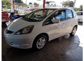 Honda fit 2012 std 43mil millas