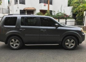 Honda pilot 2010 EX 4X2 full recien importada impecable