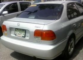 Hondahonda civic lx 98 americano
