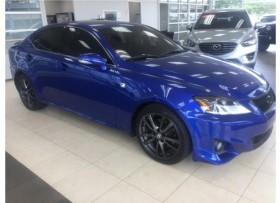 Hoy Lexus IS250 2013 Azul 43kmillas llama ya