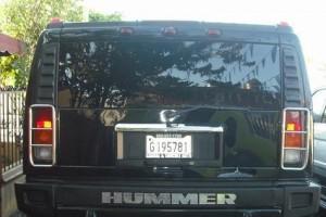 Hummer H 22004