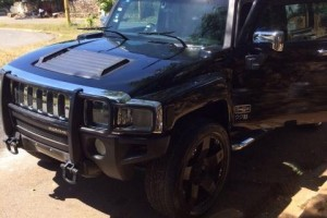 Hummer H 3x2006
