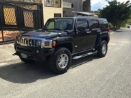Hummer H3 2007 con gas natural nitido