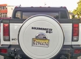 Hummer H 2 SUT 2007