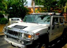 Hummer H 2 SUT 2008