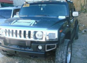 Hummer H2 2005 Limited Edition Verde