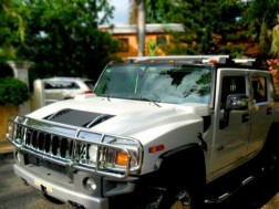Hummer H2 SUT 2008