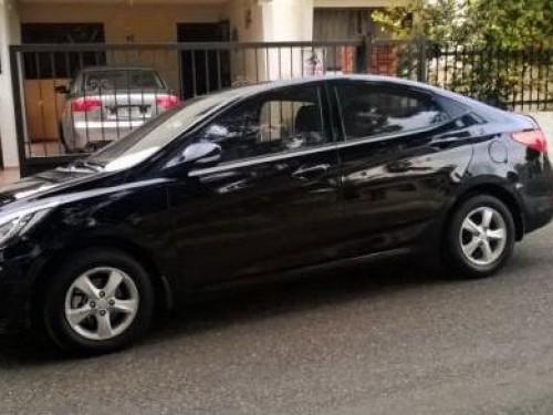 Hyundai Accent 2012 Negro , Santo Domingo - 152296