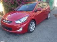 Hyundai Accent Hatchback 2012