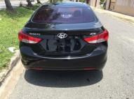 Hyundai Avante 2013