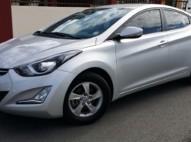 Hyundai Avante 2014