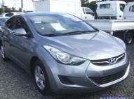 Hyundai Avante M16 2012