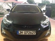 Hyundai Elantra 2012 Negro