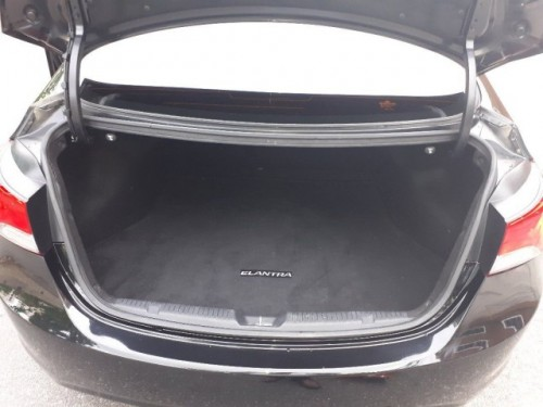 Hyundai Elantra 2013 Mecánico Clean CarFax