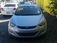 Hyundai Elantra Limited Edition 2012