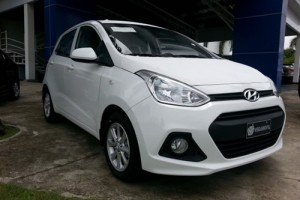 Hyundai Grand I10 2017 - Vegamovil