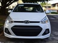 Hyundai Grand i10 2017 carro nuevo