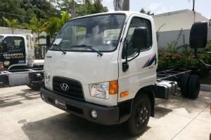 Hyundai HD 78 2017