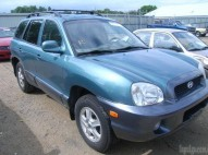 Hyundai Santa Fe  2001 en venta 265 Mil