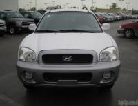 Hyundai Santa Fe  2003 Gas