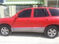 Hyundai Santa Fe 2003 Gasolina Oferta