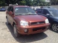 Hyundai Santa Fe 2003 Nitida