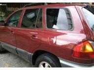 Hyundai Santa Fe 2003 Semi full 27 V6