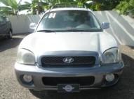 Hyundai Santa Fe 2004