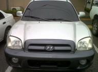 Hyundai Santa Fe 2005 4x4