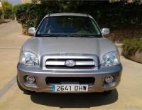 Hyundai Santa Fe 2005 Turbo Diesel Nitida En 440000