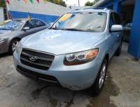 Hyundai Santa Fe 2007 Recien Importada