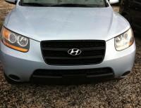 Hyundai Santa Fe 2008 super carro en venta