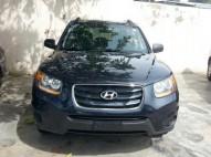 Hyundai Santa Fe 2011 4x4 Gls Azul