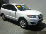 Hyundai Santa Fe 2012 Blanco