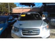 Hyundai Santa Fe 2012 gris