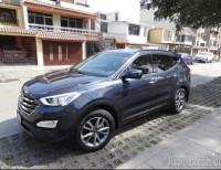 Hyundai Santa Fe 2013 En Higuey
