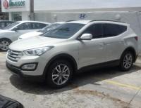 Hyundai Santa Fe 2013 super carro en venta 13mil Kms