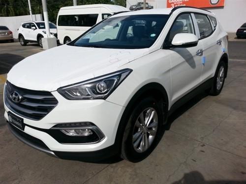 Hyundai Santa Fe 2017- Vegamovil