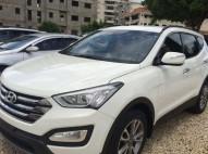Hyundai Santa Fe CRDI 2013