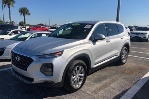 Hyundai Santa Fe Exclusive 2019