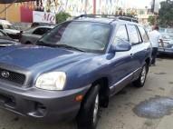 Hyundai Santa Fe Limited 2002