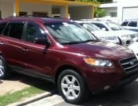 Hyundai Santa Fe Limited 2007