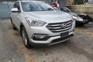 Hyundai Santa Fe Limited 2018