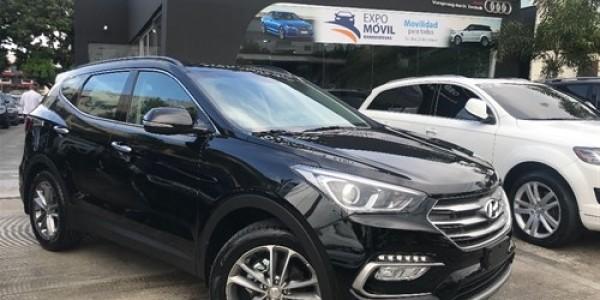 Hyundai Santa Fe Limited 2018 Bella Vista Santo Domingo